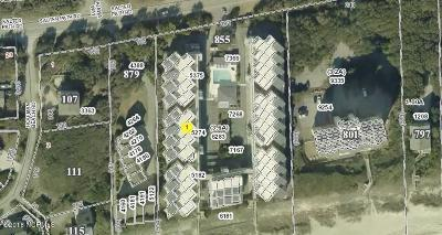 Indian Beach Condo/Townhouse For Sale: 855 Salter Path Road #207