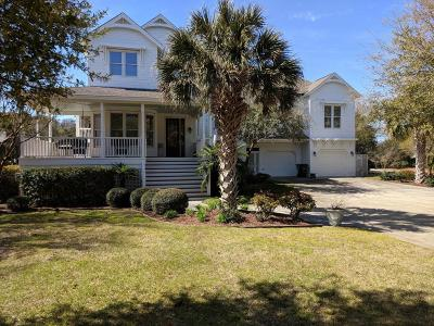 Atlantic Beach Single Family Home For Sale: 207 Sea Isle Point