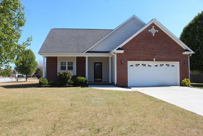 Jacksonville Single Family Home For Sale: 101 Mayfield Court