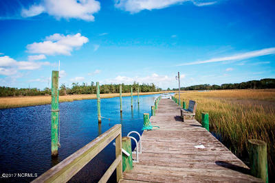 Beaufort NC Residential Lots & Land For Sale: $79,000
