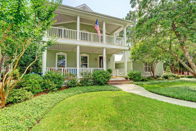 Southport Single Family Home For Sale: 6221 Navigator Way