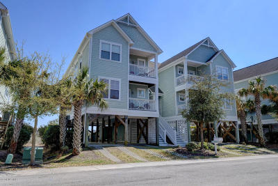 Surf City Condo/Townhouse For Sale: 202b N Boca Bay Lane #B