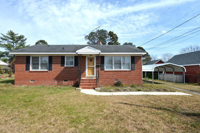 Greenville Single Family Home For Sale: 2904 Rose Street