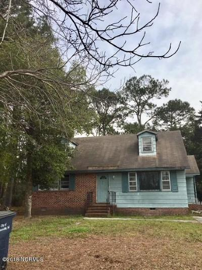 Onslow County Single Family Home For Sale: 125 King Street