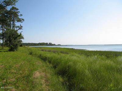 Beaufort Residential Lots & Land For Sale: 180 Davis Bay Drive
