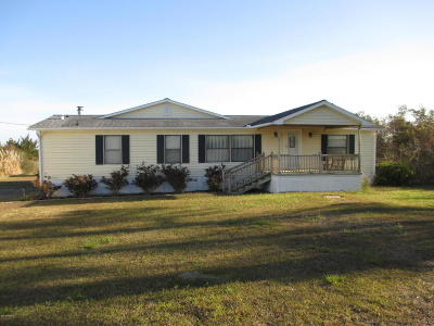 Harkers Island Manufactured Home For Sale: 269 Bayview Drive