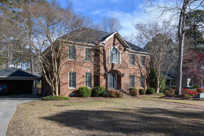Greenville Single Family Home For Sale: 1313 Largo Road