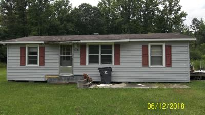 Whiteville NC Single Family Home For Sale: $25,000
