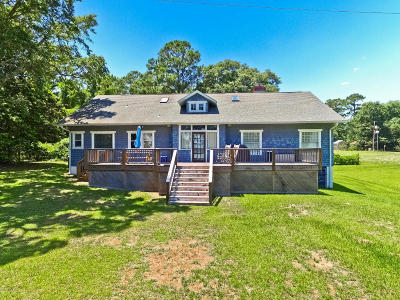Shallotte Single Family Home For Sale: 1592 Village Point Road SW