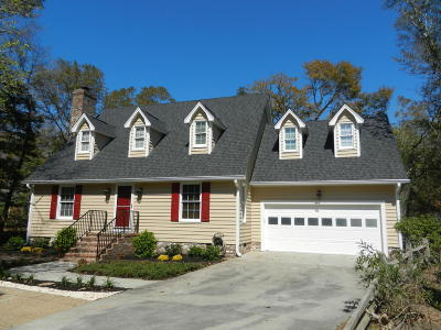 Ocean Isle Beach Single Family Home For Sale: 1655 Oakside Court SW