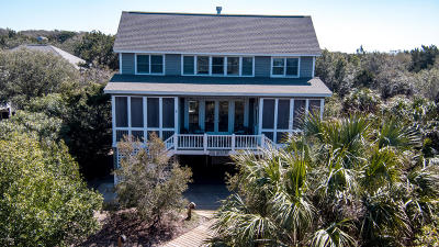 28461 Single Family Home For Sale: 30 Cape Fear Trail