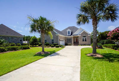 Ocean Isle Beach NC Single Family Home For Sale: $467,500