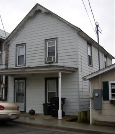 Swansboro Rental For Rent: 135 Front Street
