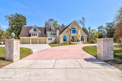 Wilmington Single Family Home For Sale: 2116 Mimosa Place