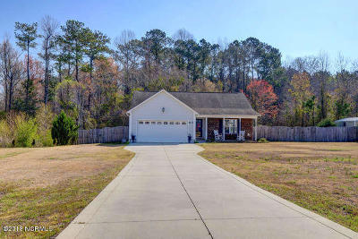 Jacksonville Single Family Home For Sale: 140 Forbes Estates Drive