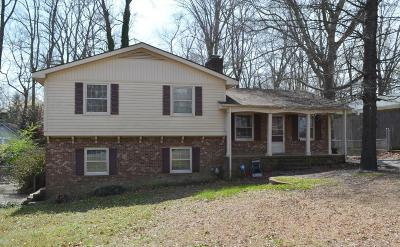 Greenville NC Single Family Home For Sale: $169,000