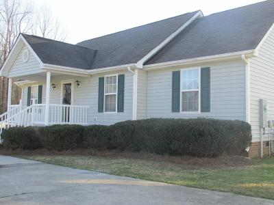 Edgecombe County Single Family Home For Sale: 120 Faith Court
