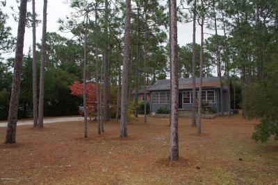 Newport Single Family Home For Sale: 254 Cottontail Run