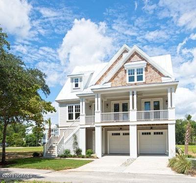 Wilmington Single Family Home For Sale: 2007 Deep Creek Run