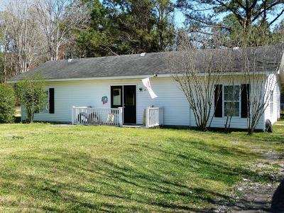 Newport Single Family Home For Sale: 875 Hibbs Road