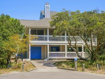 Bald Head Island Single Family Home For Sale: 8 Racerunner Court