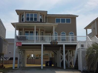 Ocean Isle Beach Single Family Home For Sale: 358 E Second Street