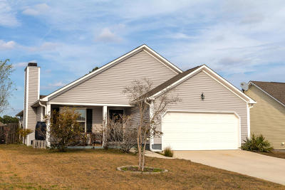 Onslow County Single Family Home For Sale: 343 Rose Bud Lane