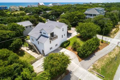 Emerald Isle Single Family Home For Sale: 110 White Water Drive