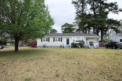 Jacksonville Single Family Home For Sale: 408 Decatur Road