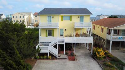 Holden Beach Single Family Home For Sale: 161 Brunswick Avenue W