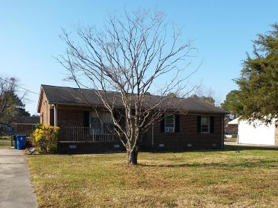Winterville Single Family Home For Sale: 522 Little Drive