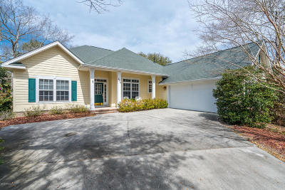 Single Family Home For Sale: 302 Blounts Bay Court SE