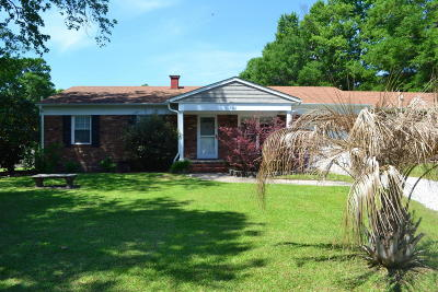 Cape Carteret Single Family Home For Sale: 200 Yaupon Drive
