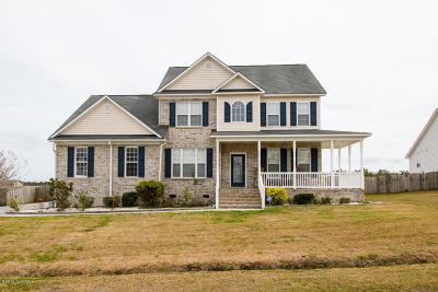 Jacksonville Single Family Home For Sale: 157 Weste Avenue