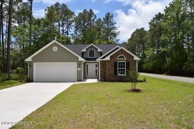 Carolina Shores Single Family Home For Sale: 15 Court 11 Northwest Drive