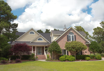 Southport Single Family Home For Sale: 4567 Regency Crossing