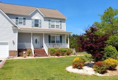 Jacksonville Single Family Home For Sale: 201 Pactolous Drive