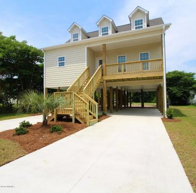 Morehead City Single Family Home For Sale: 405 N 12th Street