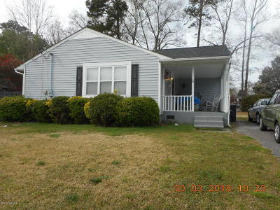 Jacksonville Single Family Home For Sale: 395 Maple Street