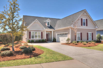 Southport Single Family Home For Sale: 3227 Seagrass Court