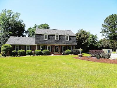 Trent Woods Single Family Home For Sale: 1031 Colleton Way