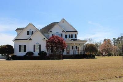 Greenville Single Family Home For Sale: 1129 Scarlet Oak Drive