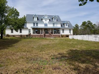 Shallotte Single Family Home For Sale: 5490 Old Shallotte Road NW