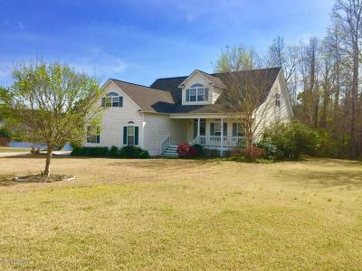 Swansboro Single Family Home For Sale: 308 Duck Haven