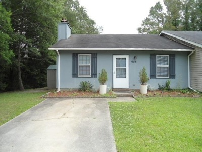 Jacksonville Rental For Rent: 426 Cedar Creek Drive
