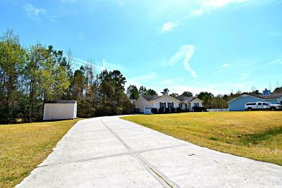 Jacksonville Single Family Home For Sale: 1037 Shirley Drive