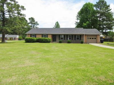 Jacksonville Rental For Rent: 523 W Springhill Terrace