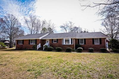 New Bern Single Family Home For Sale: 601 Winged Foot Court