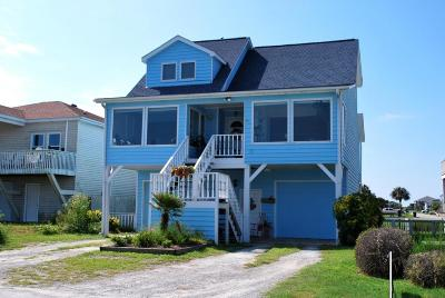Holden Beach Single Family Home For Sale: 147 High Point Street
