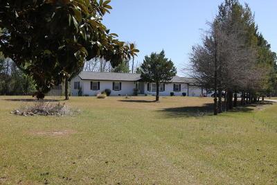 Bolivia Single Family Home For Sale: 2909 Split Drive SE